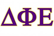 delta phi epsilon gamma alpha chapter symbols With dphie letters